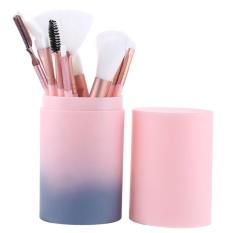 Harga Wondershop 12Pcs Makeup Brushes Set Foundation Blending Blush Concealer Eye Face Lip Brush Intl New