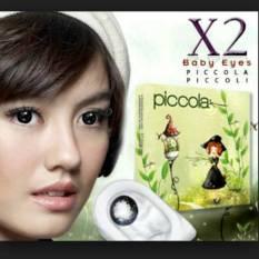 Review X2 Softlens Picola Big Eyes Terbaru