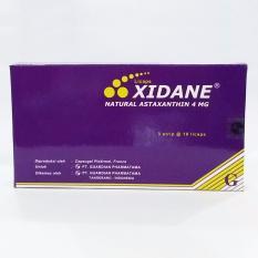 Penawaran Istimewa Delin Store Xidane Licaps 1 Box Antioksidan Vitamin Kulit Pencerah Wajah Bisa Cod Terbaru