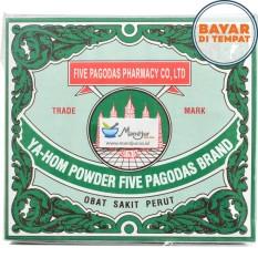 Ya-Hom Powder - Obat Herbal Masuk Angin- Mules- Kembung- Dan Mencret