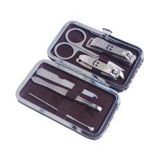 Yangunik - Manicure Pedicure Set Isi 6 Pcs - Peralatan Gunting Kuku
