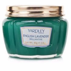 Spesifikasi Yardle London English Lavender Brilliantine Pomade 80 Gr Yg Baik