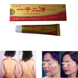 Jual Beli Yiganerjing Natural Herbal Herbal Cream For Psoriasis Eczema Acne Itch Intl Baru Tiongkok