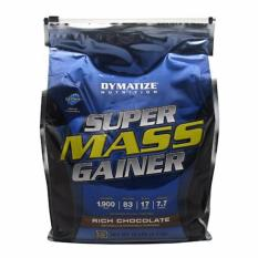 Toko Jual Dymatize Nutrition Super Mass Gainer Eceran 1 Lbs New Packaging