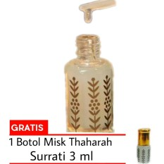 Yukay Store Misk Thaharah 3ML Minyak Wangi Khusus Miss V