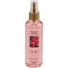 Promo Yves Laroche Innocent Orchid Body Splash 200 Ml Akhir Tahun