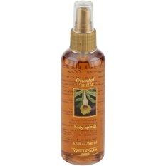 Yves Laroche Oriental Vanilla Body Splash 200 ml