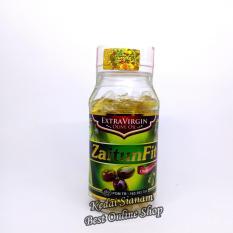 Zaitun Fit Extra Virgin Olive Oil Darussyifa -100 Kapsul