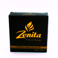 Zenita Facial Soap - Black Soap