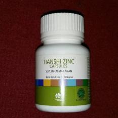 Toko Zinc Tiens Obat Penggemuk Badan Penambah Nafsu Makan Herbal Online