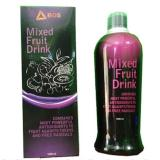 Zoexury Mix Fruit Drink 1000Ml Promo Beli 1 Gratis 1