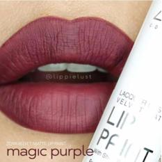 Zoya Cosmetic Lip Paint Magic Purple 01