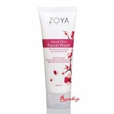Zoya Cosmetics Natural White Facial Wash - 60ml