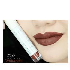 Situs Review Zoya Lip Paint Cinnamon