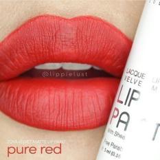 Beli Zoya Lip Paint Pure Red Murah
