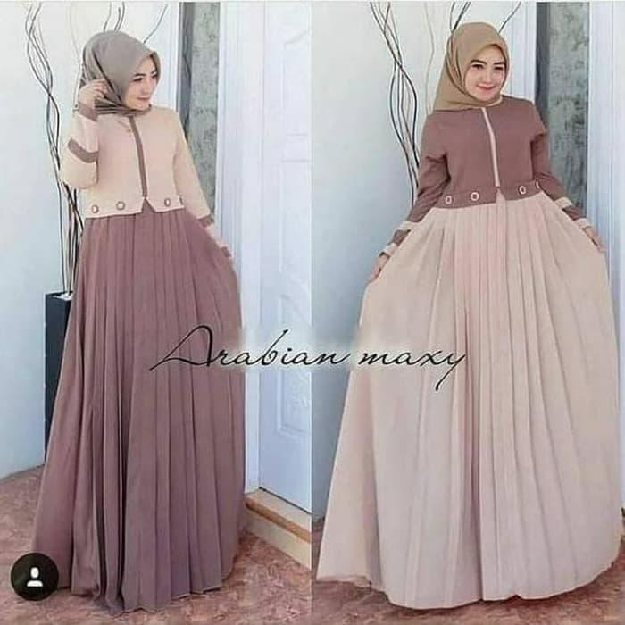 Jual Dress Busana Muslim Lazada Co Id