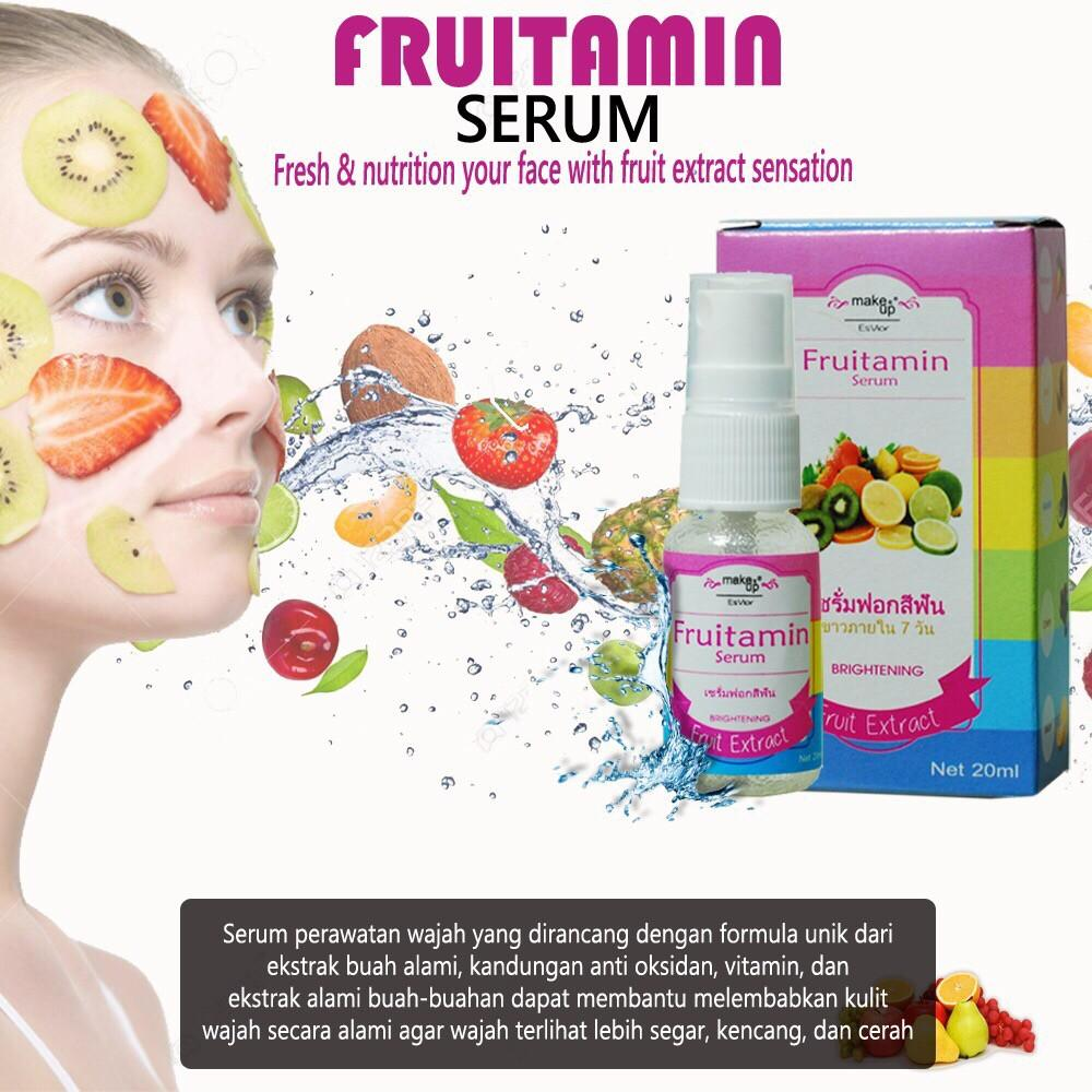 Fruity Sabun Fruitamin 10in1 Rainbow Soap BPOM - 1 PcsIDR13498. Rp 13.500