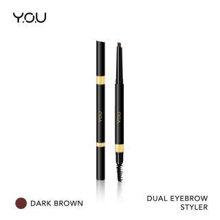 YOU Dual Eyebrow Styler Original (Precise Brow Definer Natural Pigment Brow) thumbnail