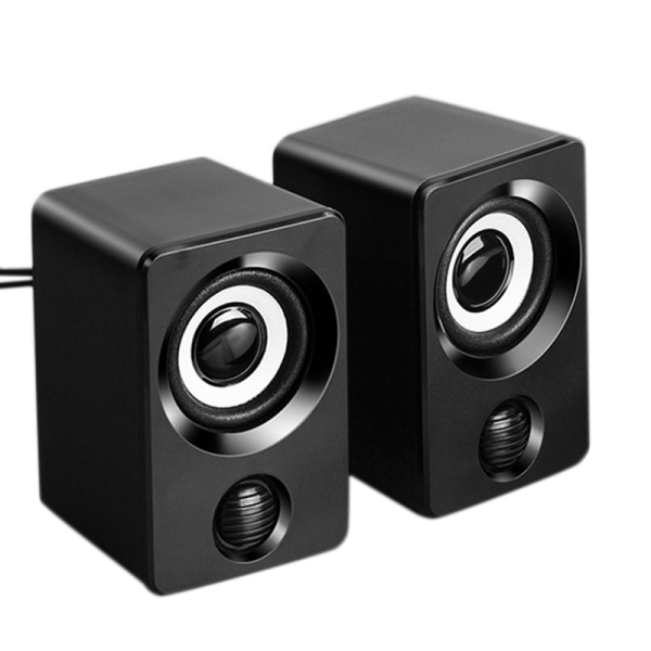 Giá Surround Computer Speakers with Stereo USB Wired Powered Multimedia Speaker for PC/Laptops/Smart Phone