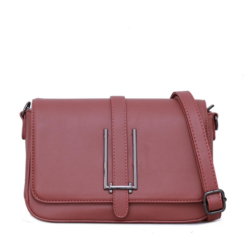 Lorica by Elizabeth Tesia Satchel Bag Pink 11756f2237