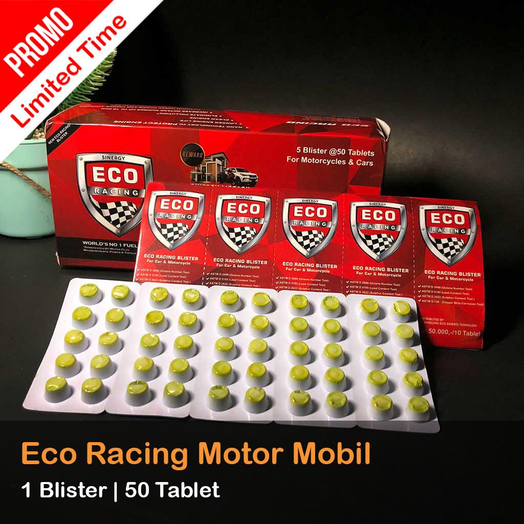 Eco Racing Motor 1 Blister 50 Tablet By Biberti.