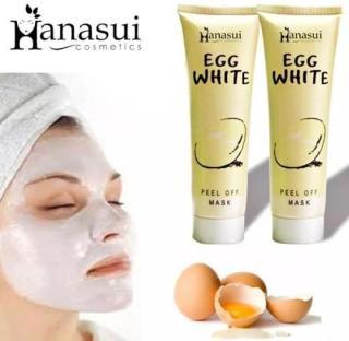 Mask Egg White BPOM Masker Glowing Wajah Pengencang kulit wajah penghilang flek hitam pemutih wajah permanen dalam 3 Hari thumbnail