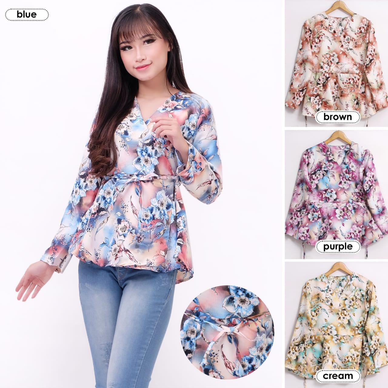 Buy   Sell Cheapest BLOUSE BLOUSE KIMONO Best Quality Product Deals ... e2ccd49752