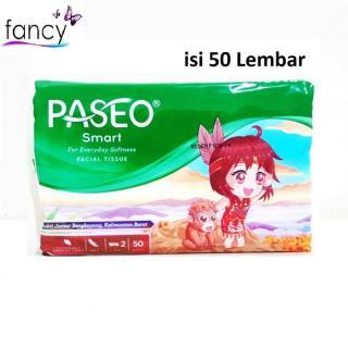 Tissue Paseo 50 sheets 2 Ply Tisu Serbaguna Facial thumbnail
