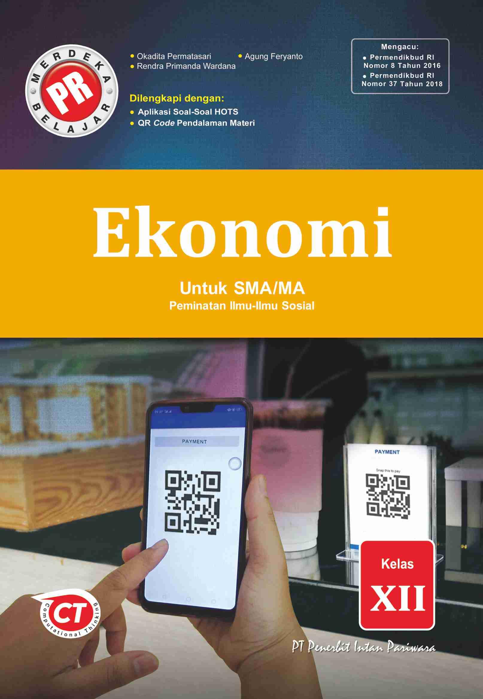 Buku Pr Ekonomi Kelas 12 Lks Intan Pariwara 2020 2021 Lazada Indonesia