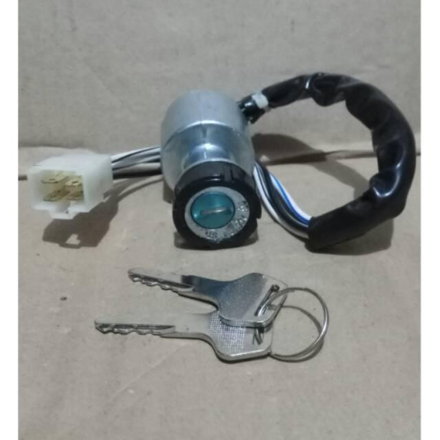 AZHARISHOPS - Kunci Kontak Untuk Mobil Carry Futura T120SS.