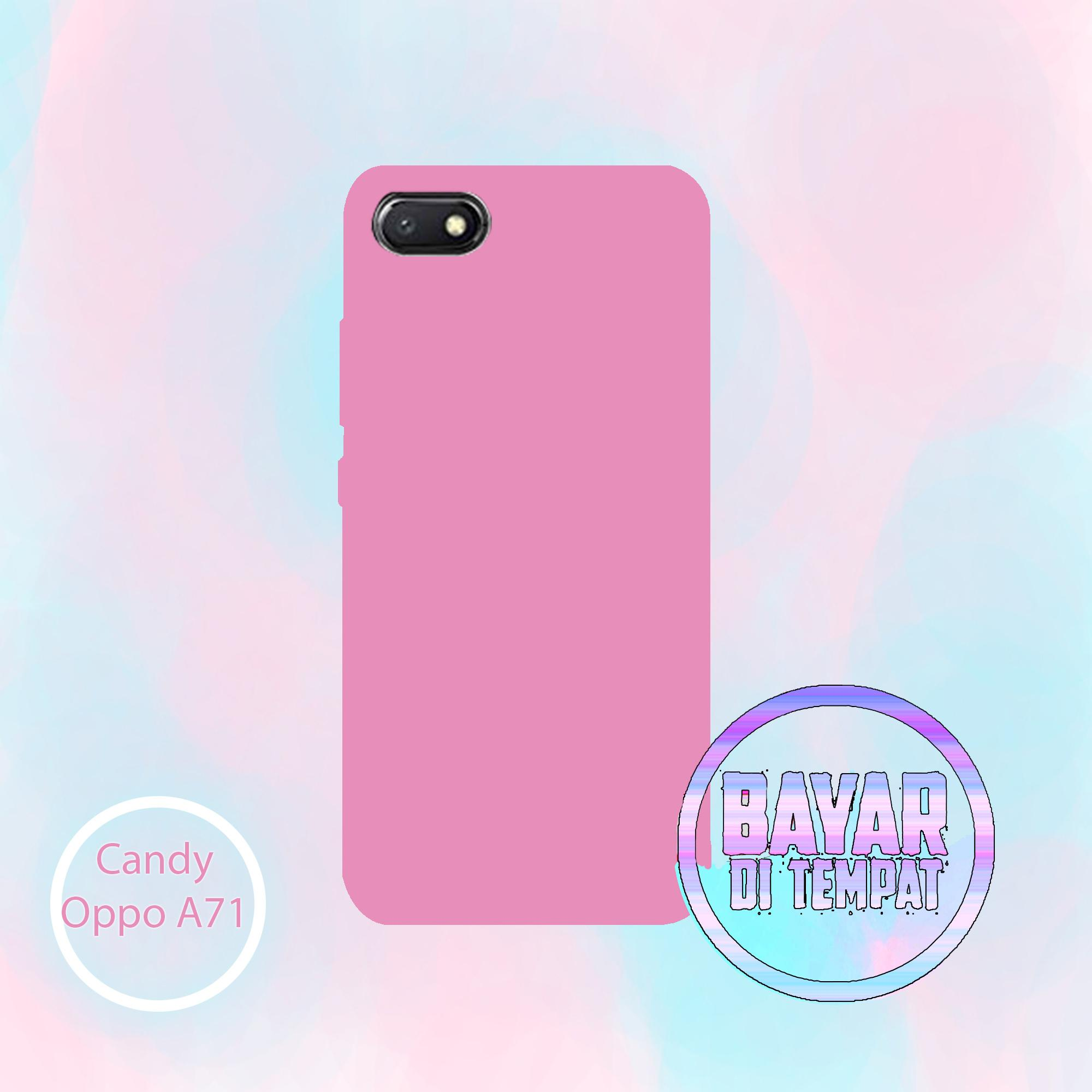 Case Candy All Color For Oppo A71