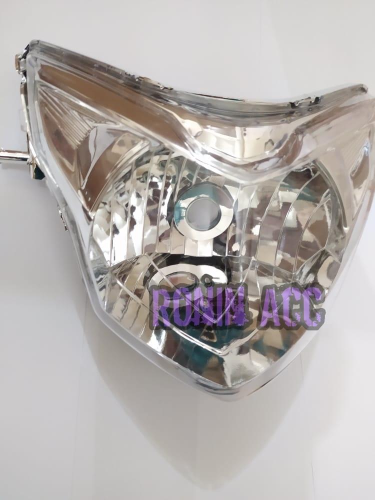 Reflektor lampu depan Jupiter MX new 2012 s/d 2014