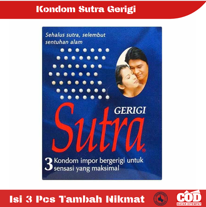 paket hemat sutra kondom gerigi 3 pcs bayar di tempat lazada indonesia lazada