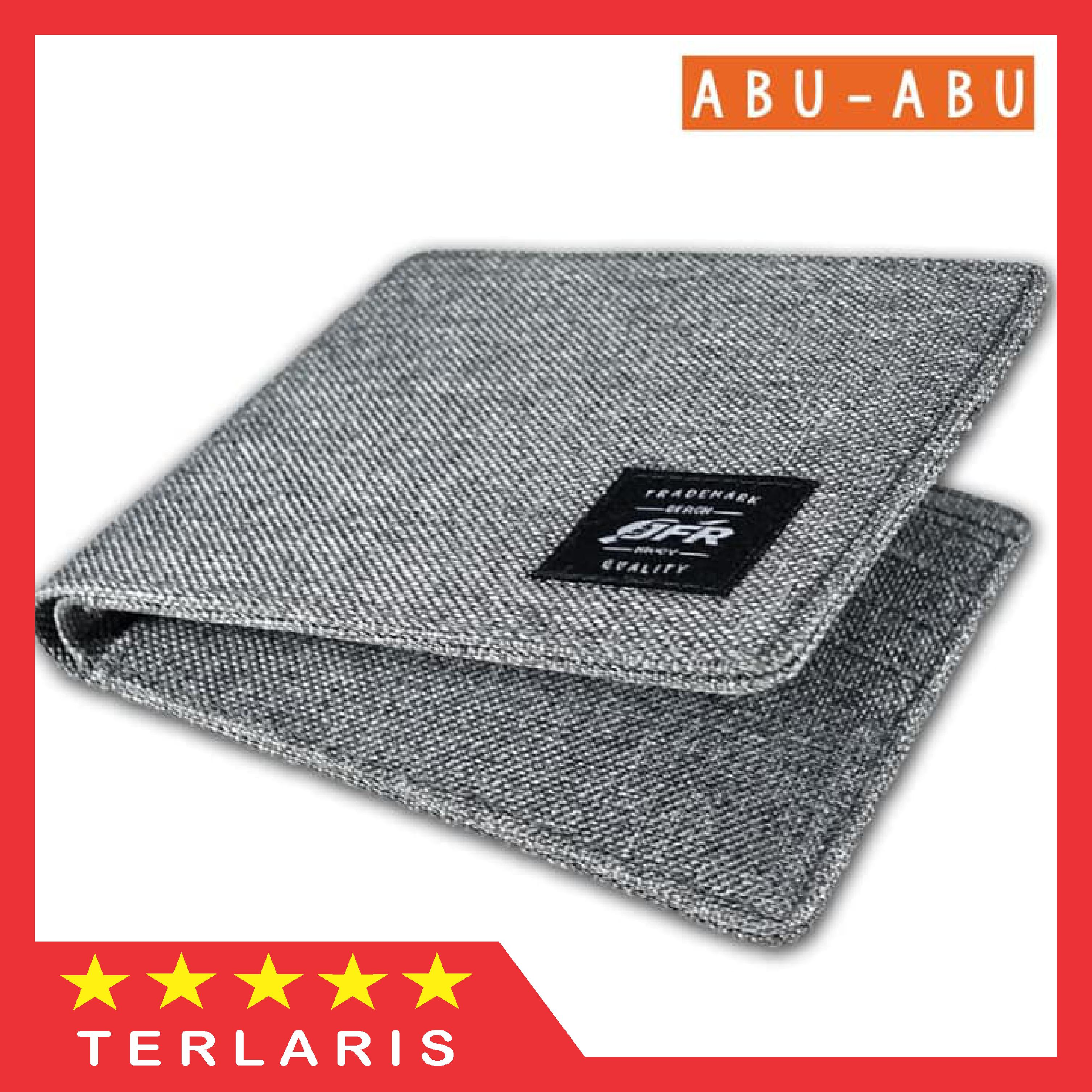 Fashion Dompet Pria Bahan Kulit Canvas Bagus Murah Keren Jp10 / Dompet Canvas Casual / Dompet Canvas Simpel By Red Trade.