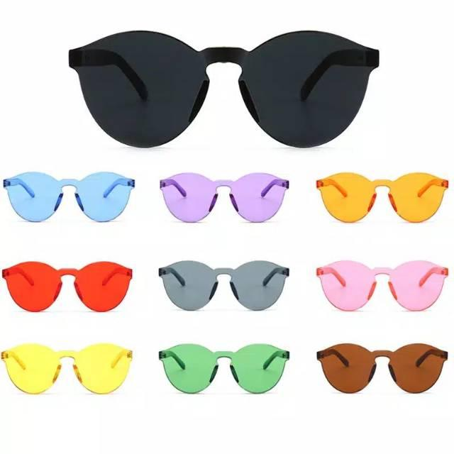 Kacamata Gaya Keren Trendy Fashion KMD37 ec84808fb9