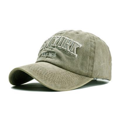 Baseball cap   NEW YORK - Embroidered hip hop snapback adjustable – Topi  Baseball 6196e856e5