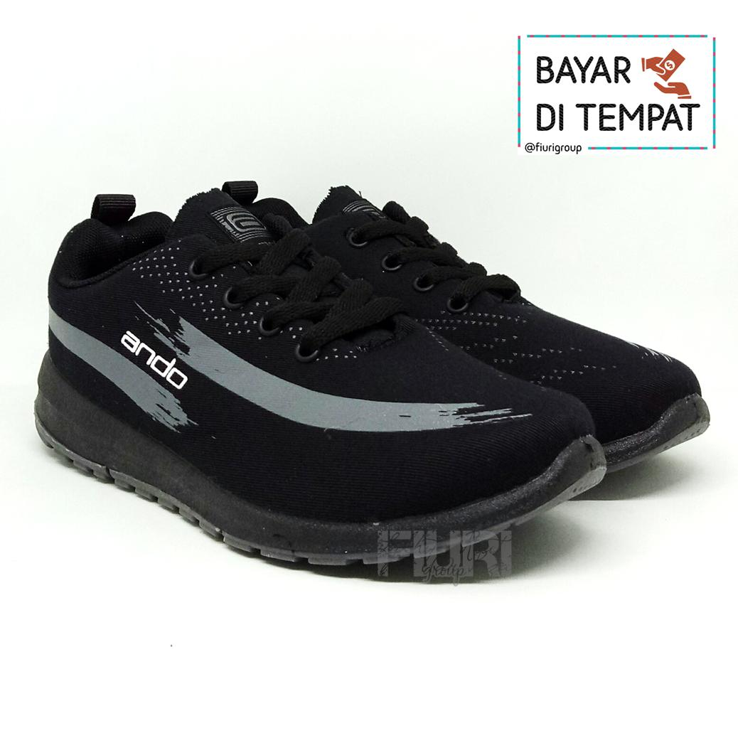 ANDO Lindsey Original - Sepatu Olahraga Wanita - Sepatu Lari Wanita - Sepatu  Sekolah - Sepatu a8aba85392