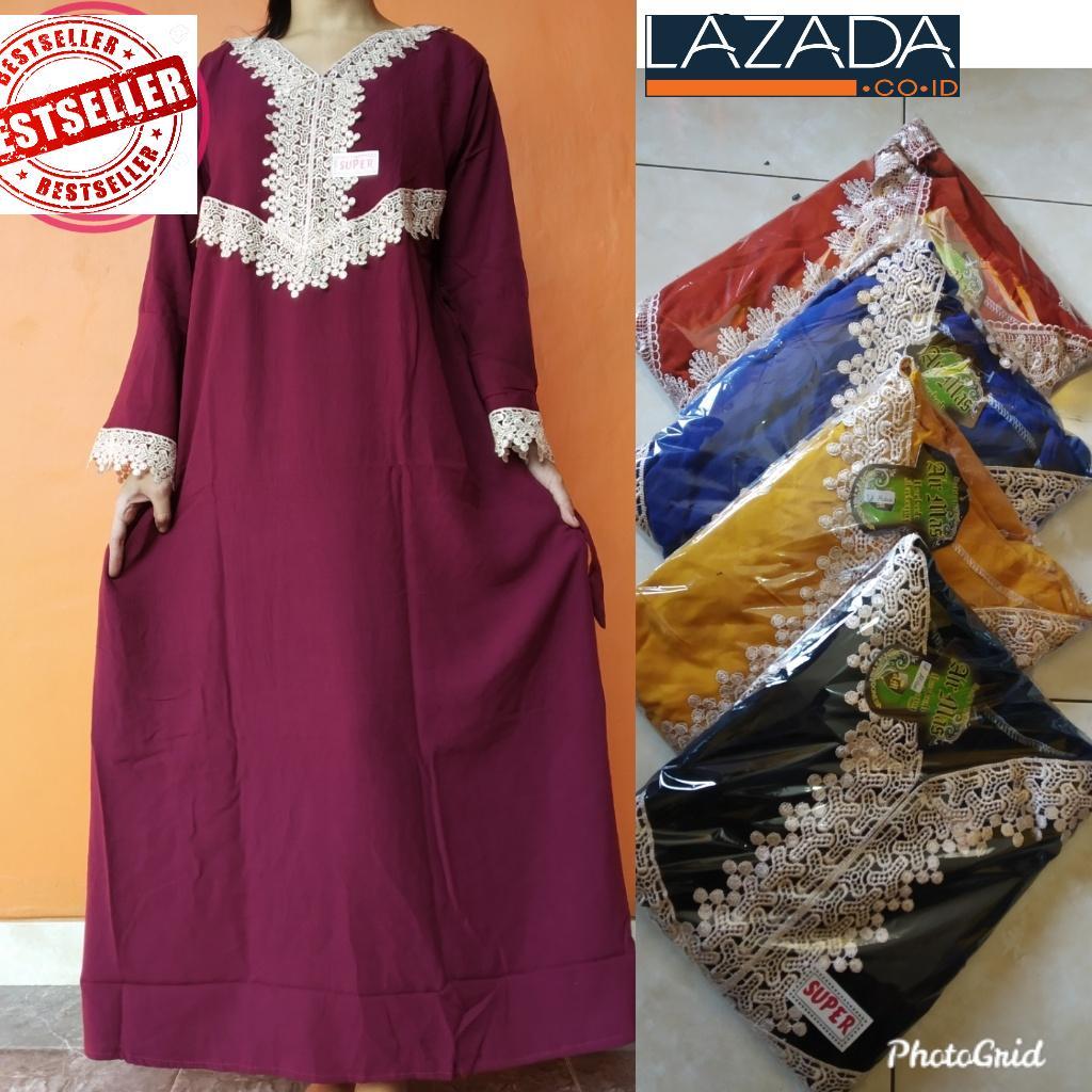 Maxi dress arab/india/dubai/turki Teby Praha JUAN SHOP94 gamis wanita