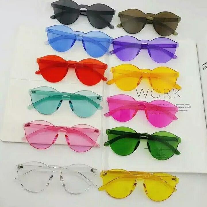Bos Online Kacamata Besar Round Glasses Dress Up Spectacles Black ... 1571851e88