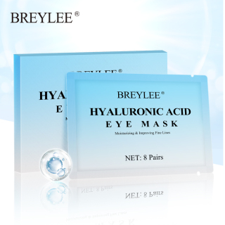 BREYLEE Masker Mata Hyaluronic Acid 5ml 8Pcs 1