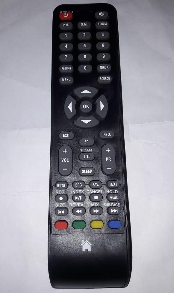 REMOTE TV LED COOCAA