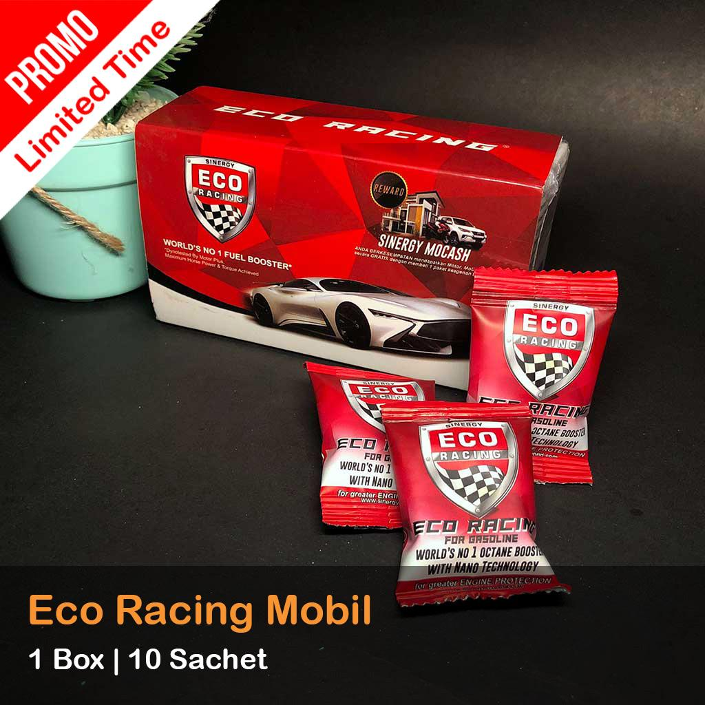 Eco Racing Mobil 1 Box 10 Sachet Original By Biberti.