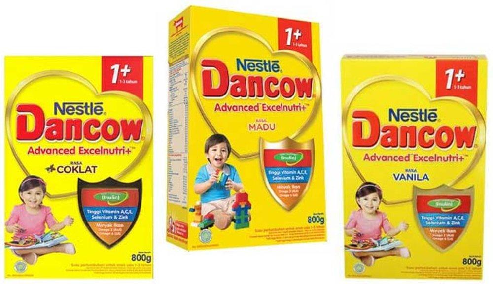 Dancow 1+ Madu 800g By Babycenter.