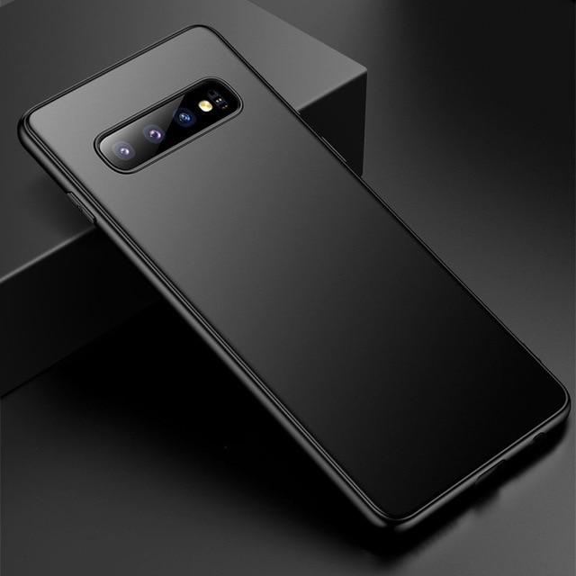 SAMSUNG GALAXY S10 Plus Soft Case in Black