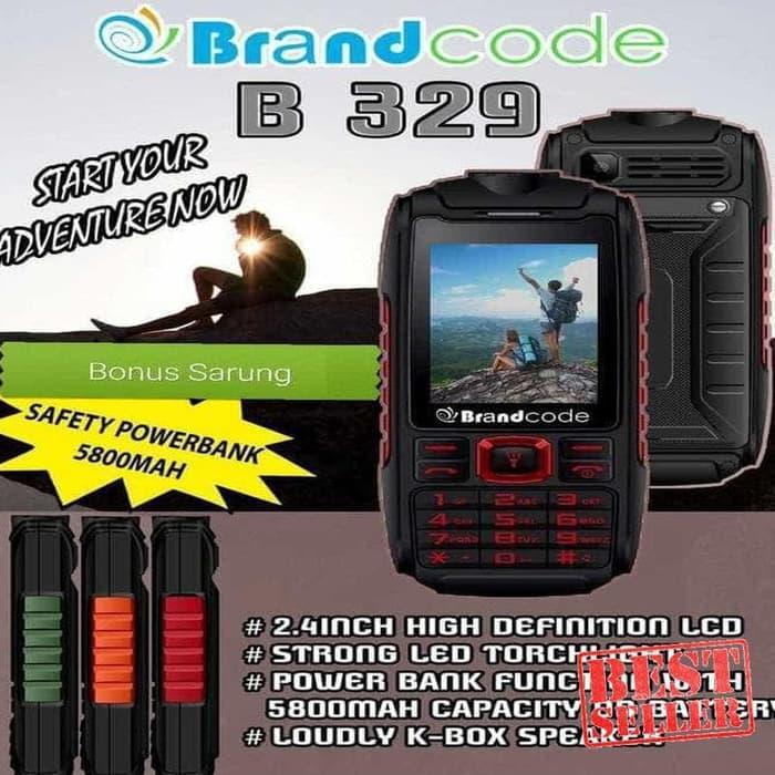 Brandcode B329 Powerbank 5800mah Merah - Katalog Harga Terbaru ... 604a1a2ea6