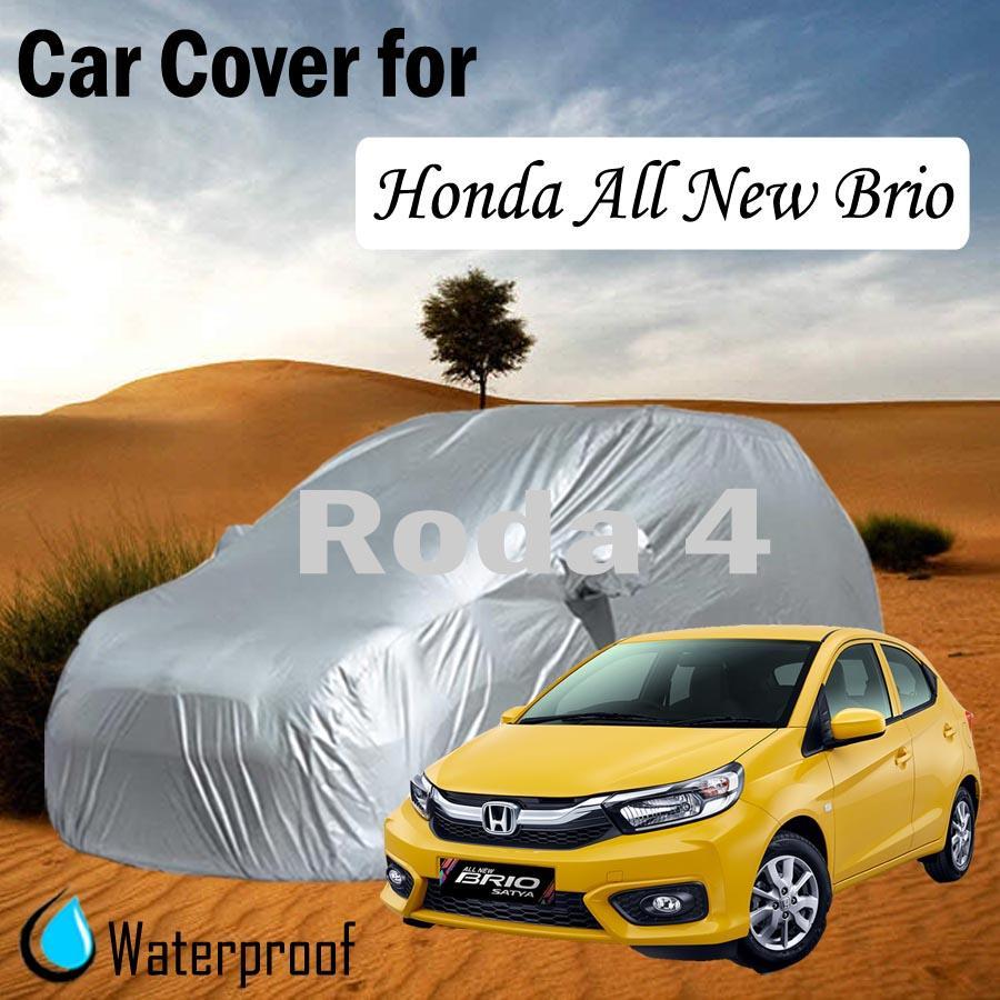 Body Cover Sarung Mobil All New Brio