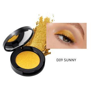 STAGENIUS Glitter Eyeshadow Palette Matte Pigmen Warna Halus Kosmetik Eyeshadow Makeup thumbnail