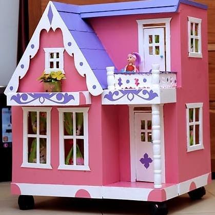 Jual Rumah Boneka Terlucu   Terunik  6cc7807c34