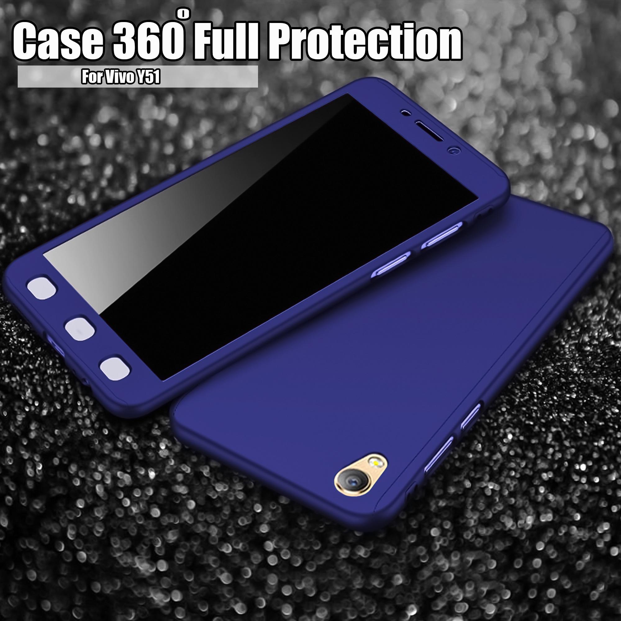Rp 17.100. Case Front Back 360 Degree Full Protection for Vivo ...