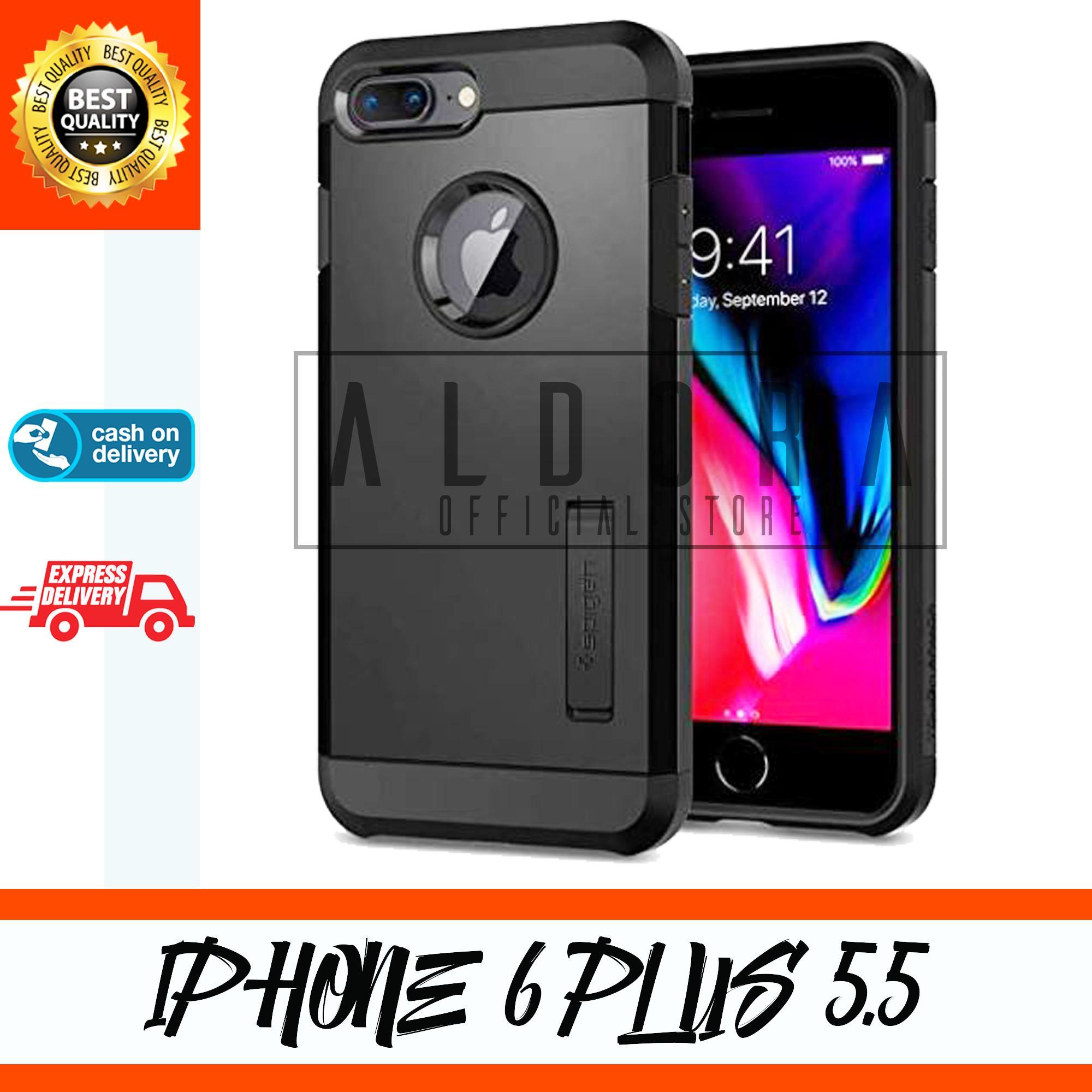 Aldora Case For Iphone 6 Plus 5.5 Slim Armor Series 2 Layer Premium Quality